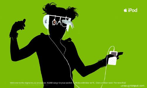 iPod eyeBuds