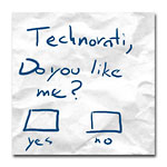 Does Technorati like me?