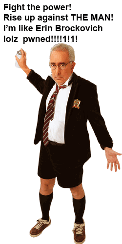 Ben Stein in Expelled